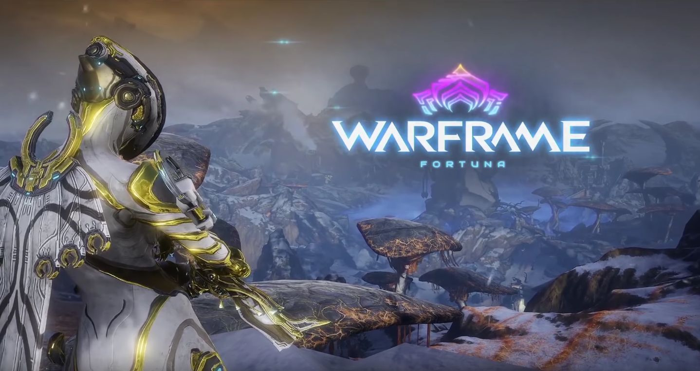 Warframe devs announce release date for Fortuna, game's next