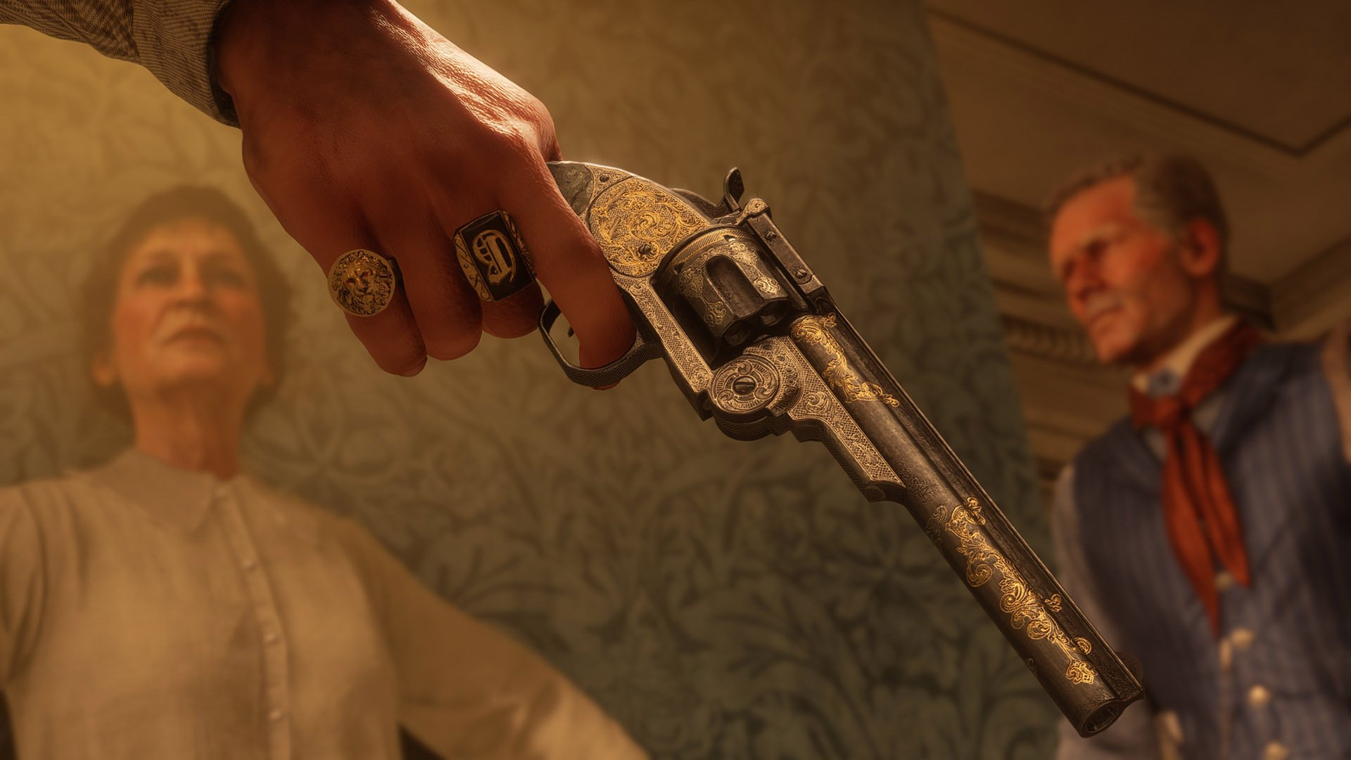 Red Dead Redemption 2 offers plenty of options for weapon customization.