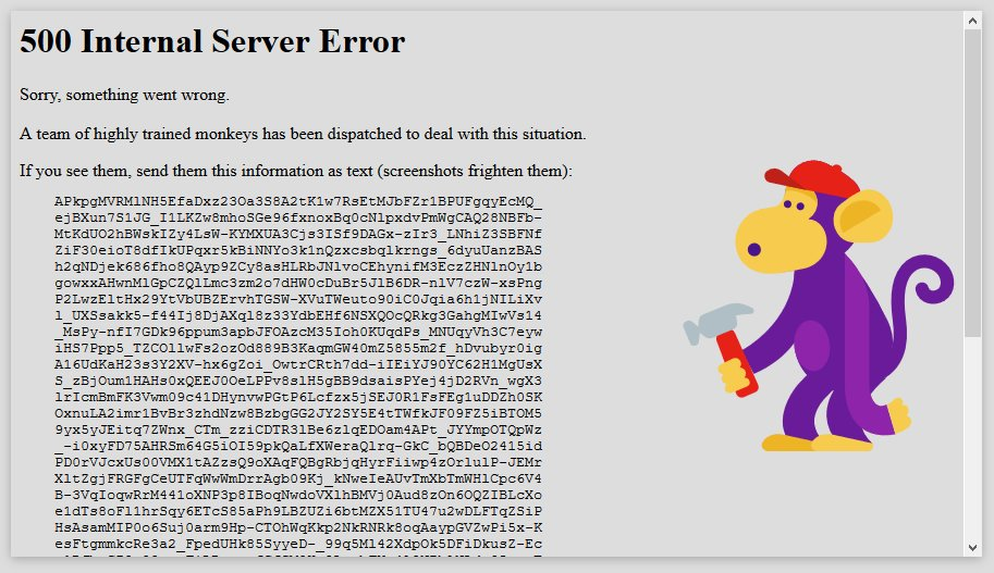Youtube is currently down, 503 and 500 network errors preventing