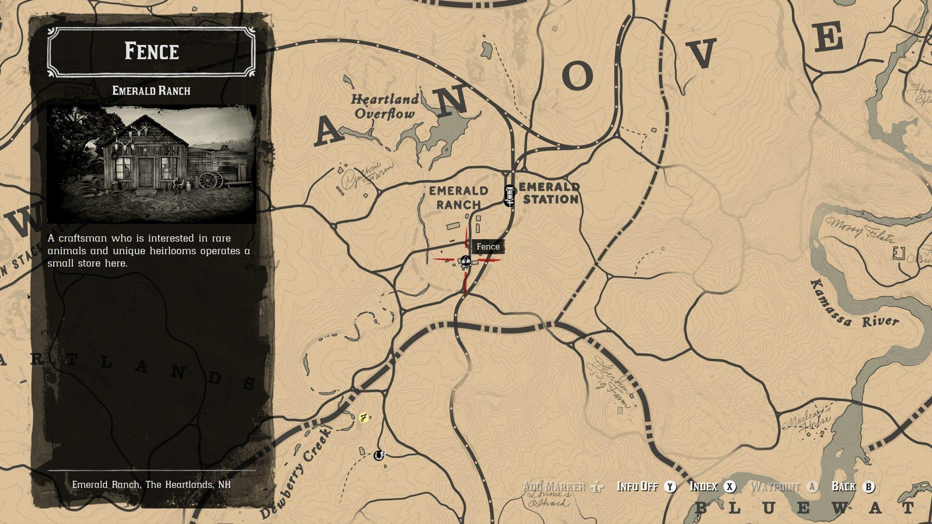 Red Dead Redemption 2 Talisman