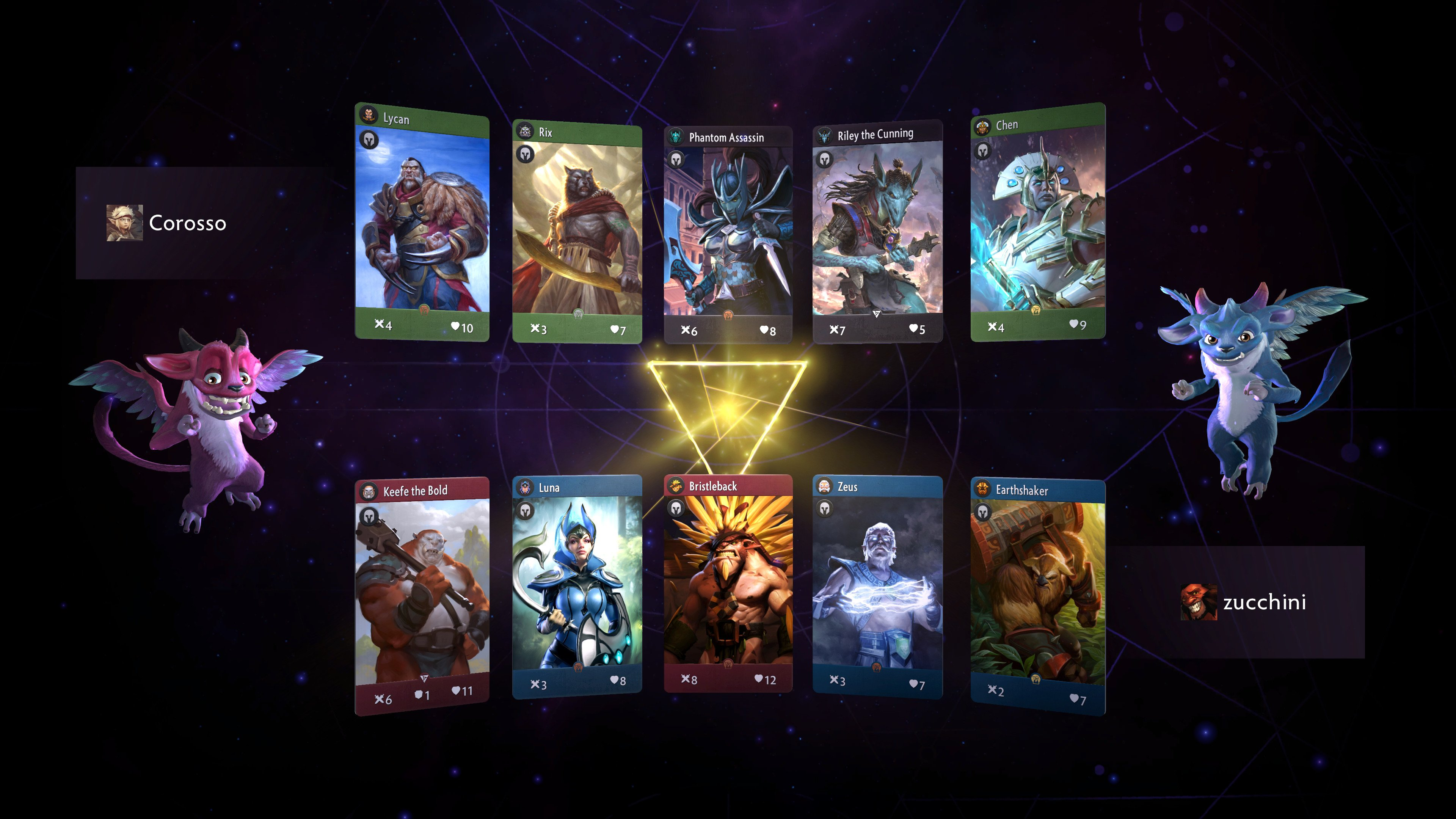 Artifact review: The MOBA of card games | Shacknews