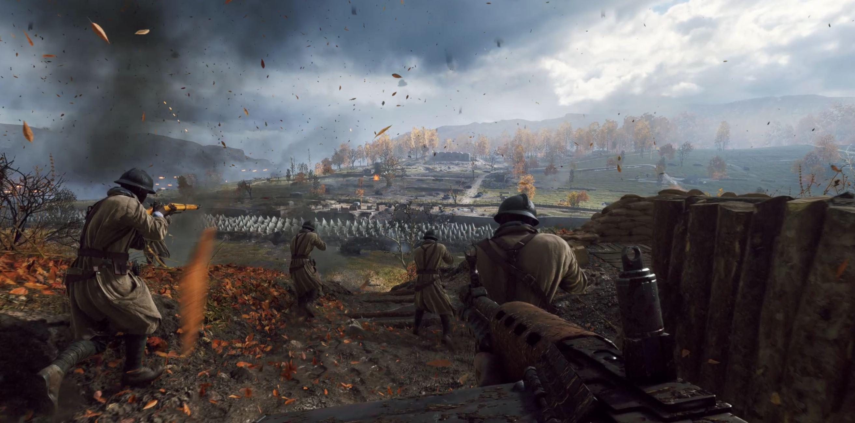 battlefield 5 firestorm release date