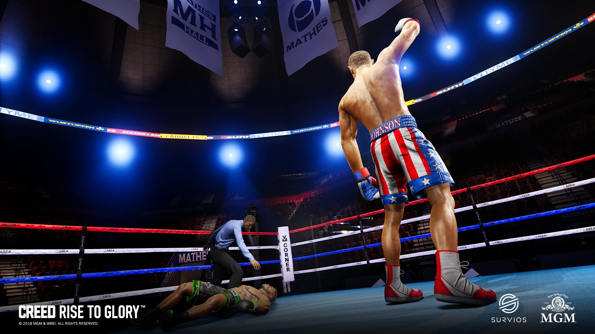 Creed: Rise to Glory for PSVR gets first free update | Shacknews