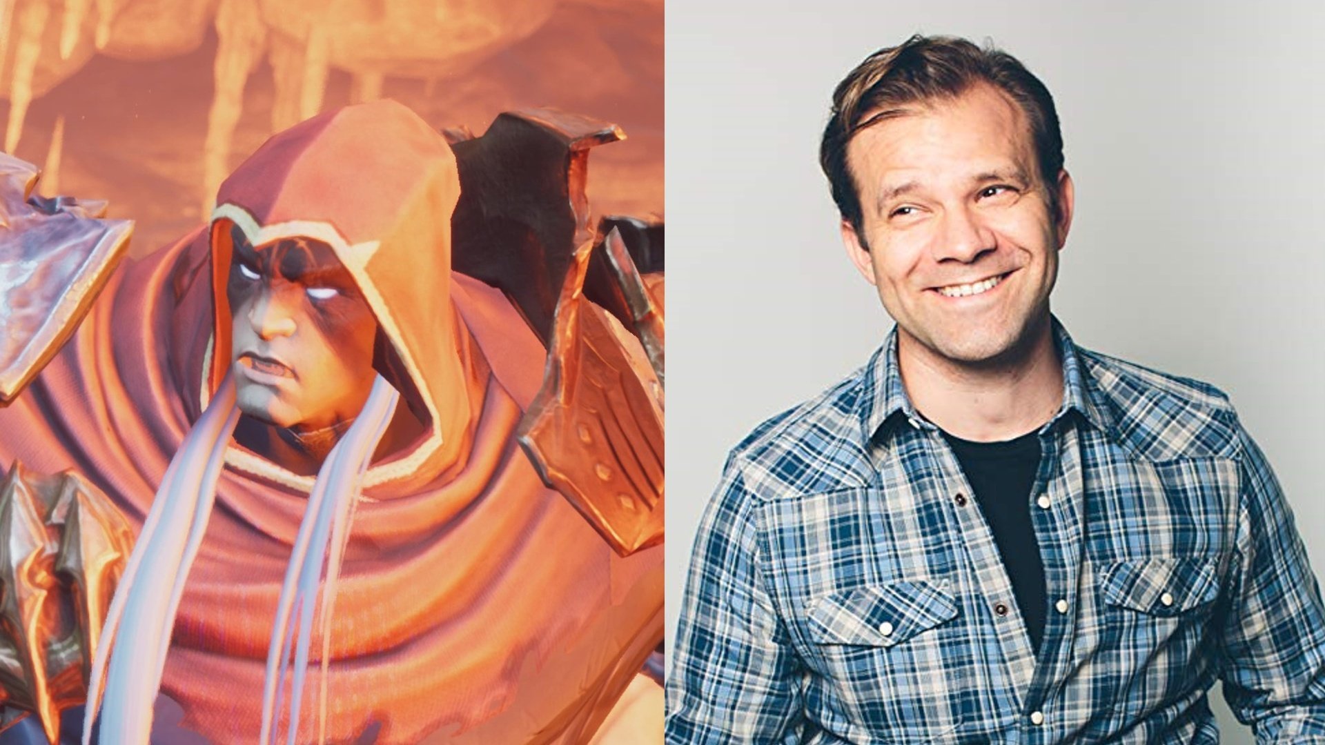 War is voiced by Liam O'Brien