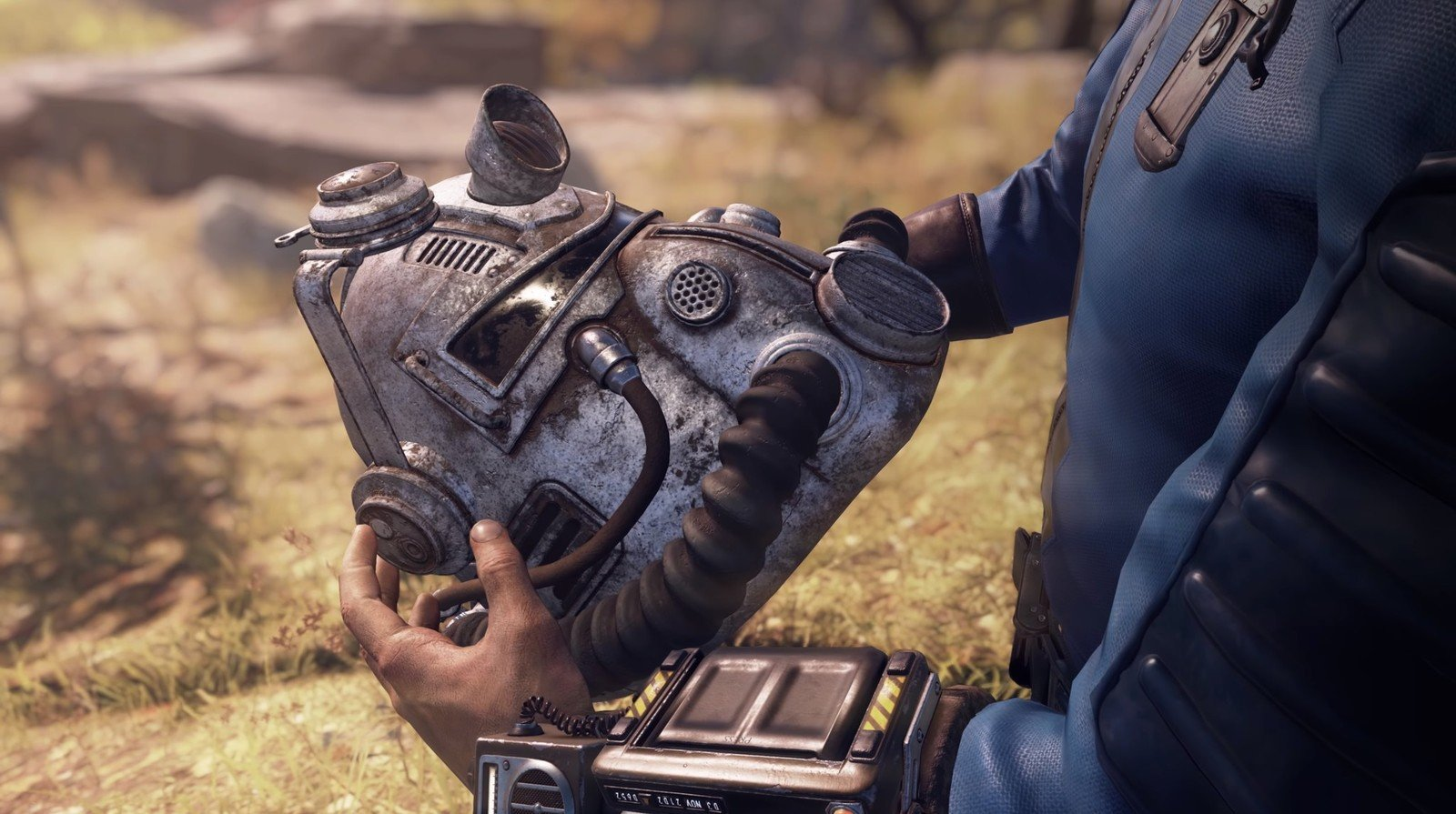 Where to find Power Armor in Fallout 76