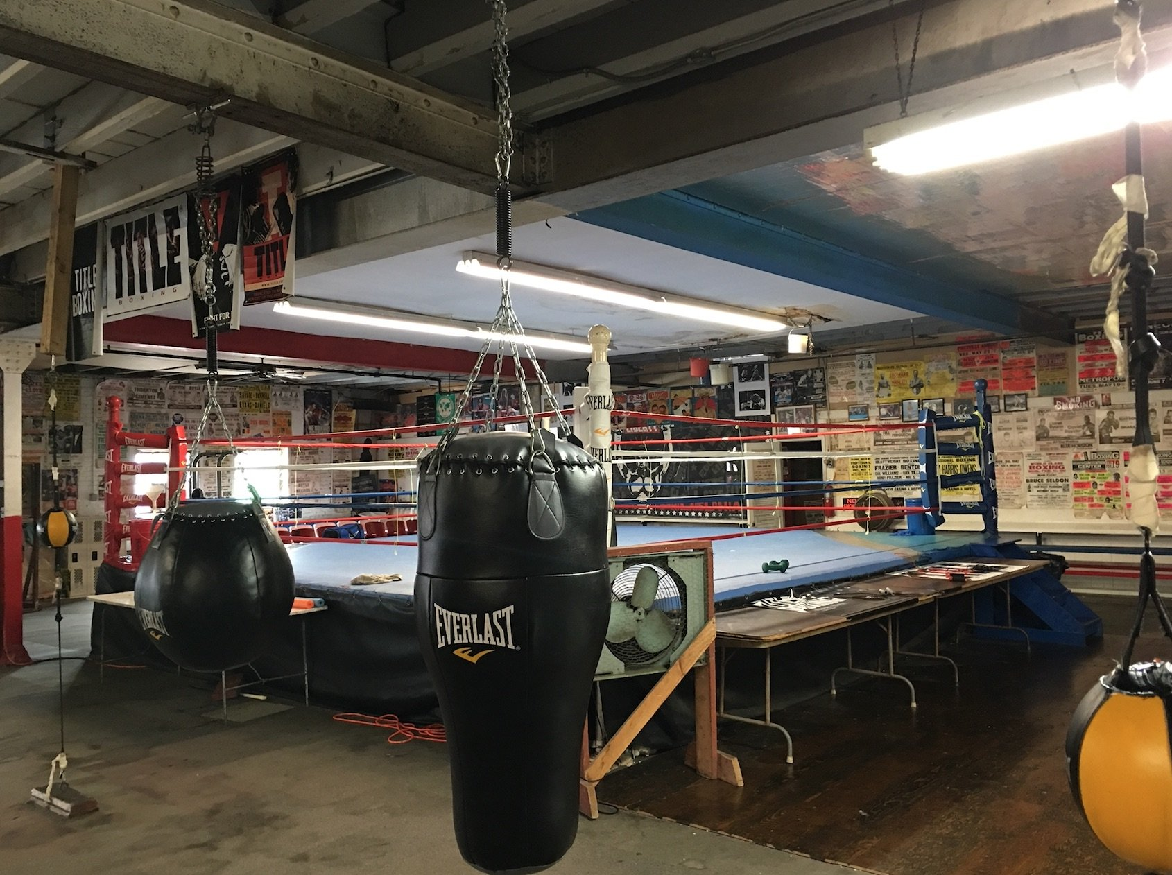 front-street-gym-philadephia-the-boxing-ring
