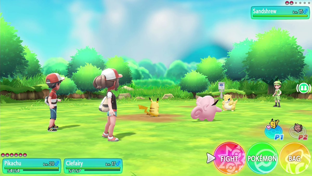 Moon Stone location in Pokemon Let's Go