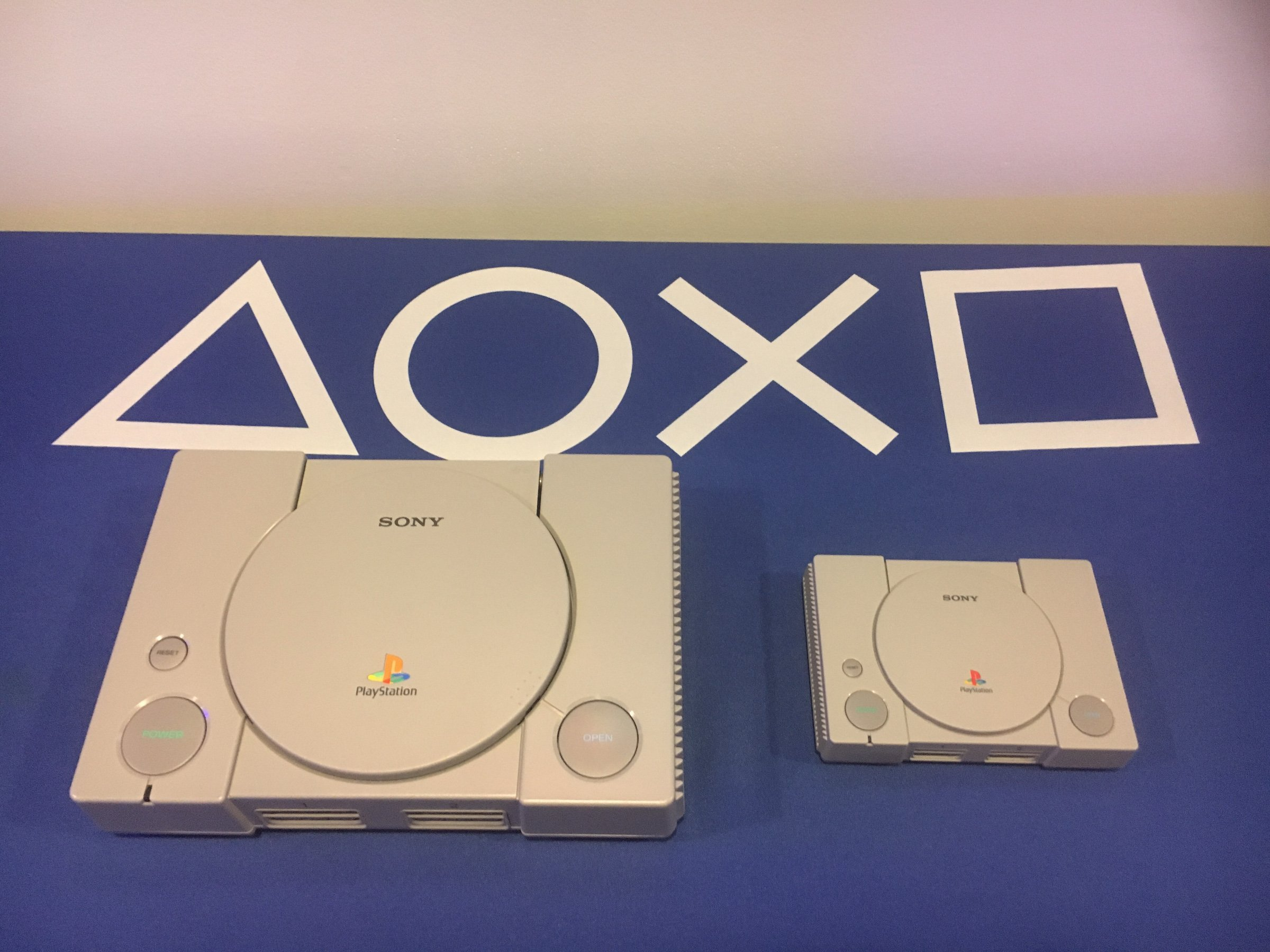 Sony using open source emulator for PlayStation Classic plug-and-play