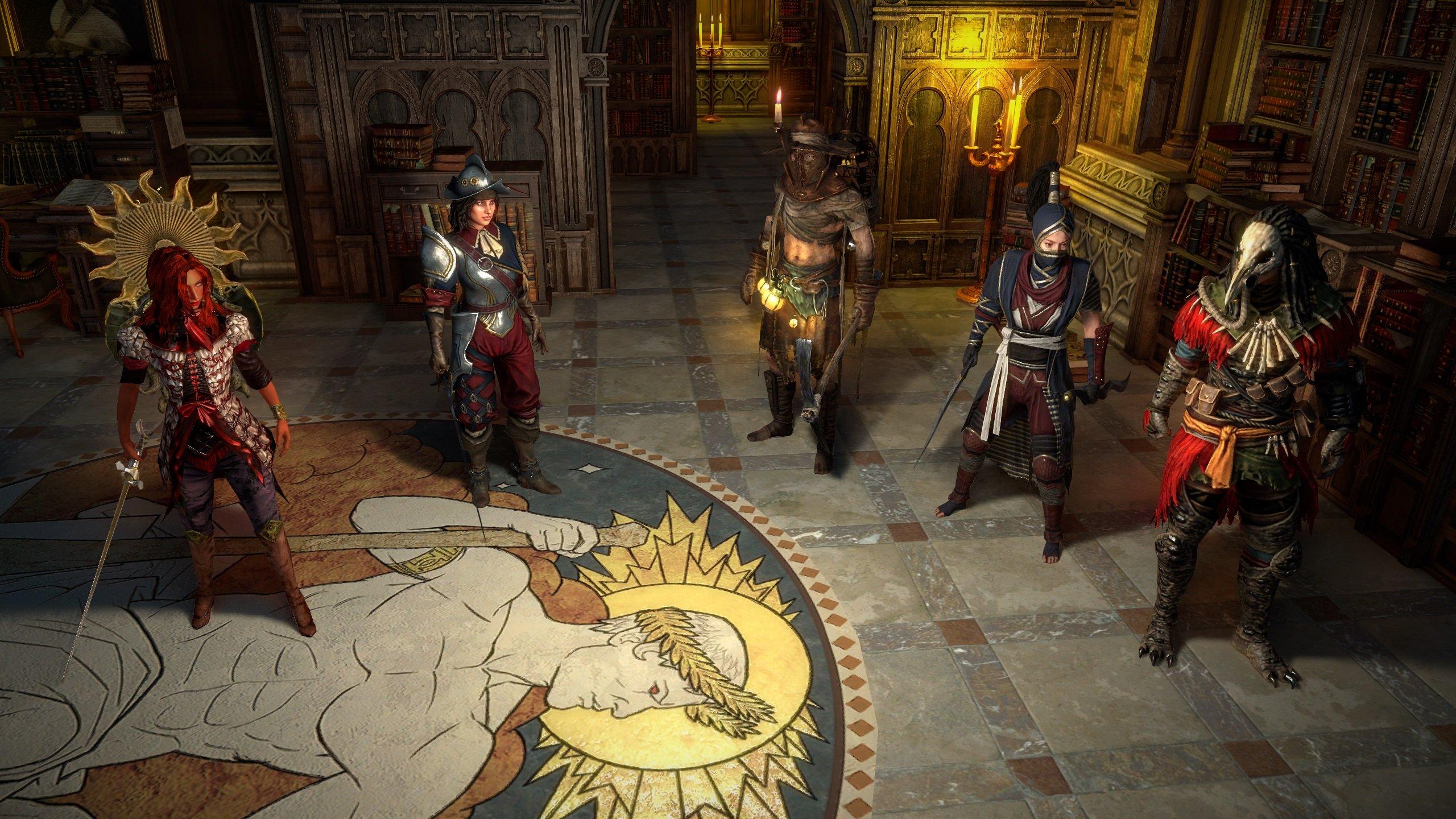 Path Of Exile 350 Prepares For Betrayal And Playstation 4 Shacknews
