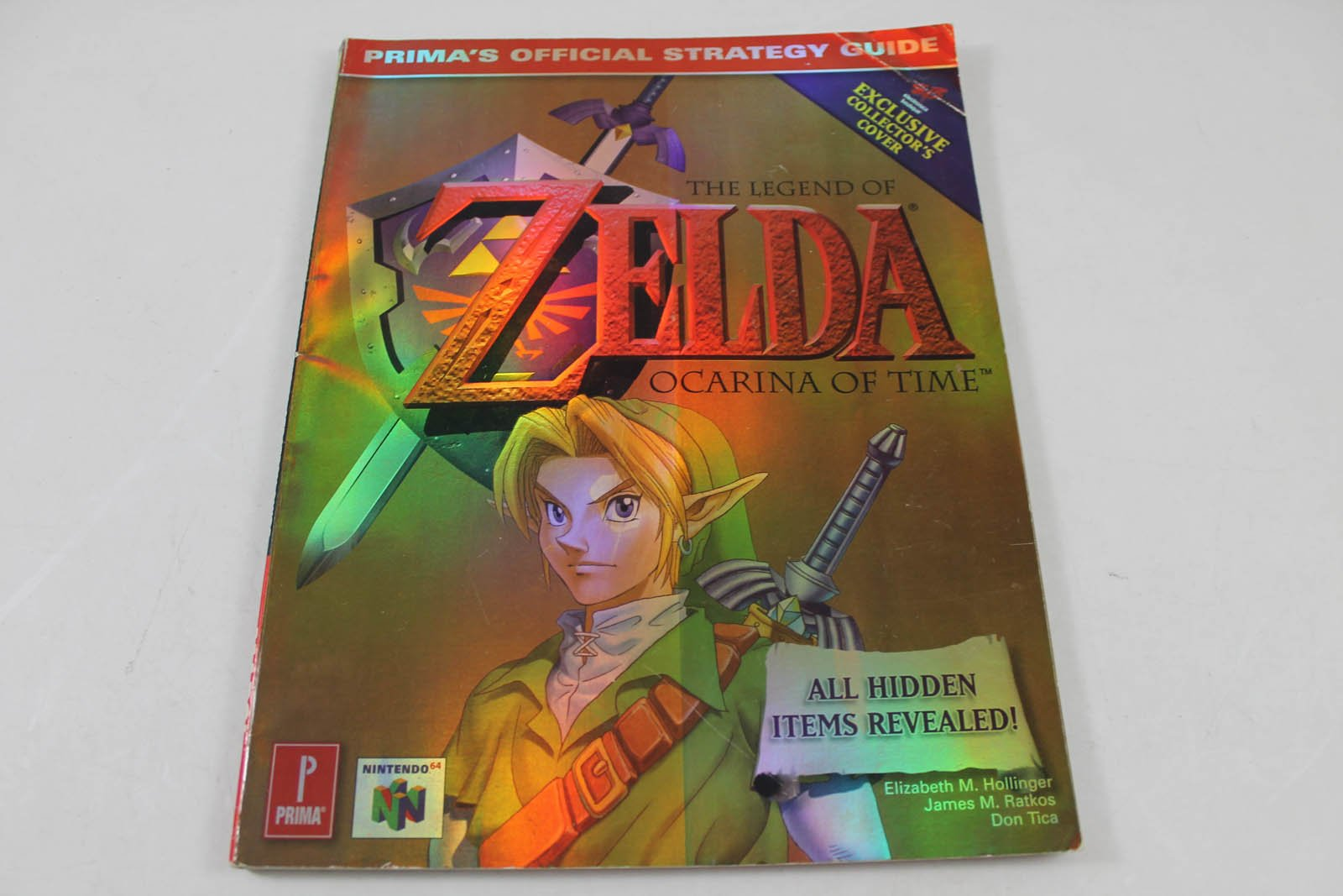 One of Prima's most popular print strategy guides. Image credit via Lukie Games.