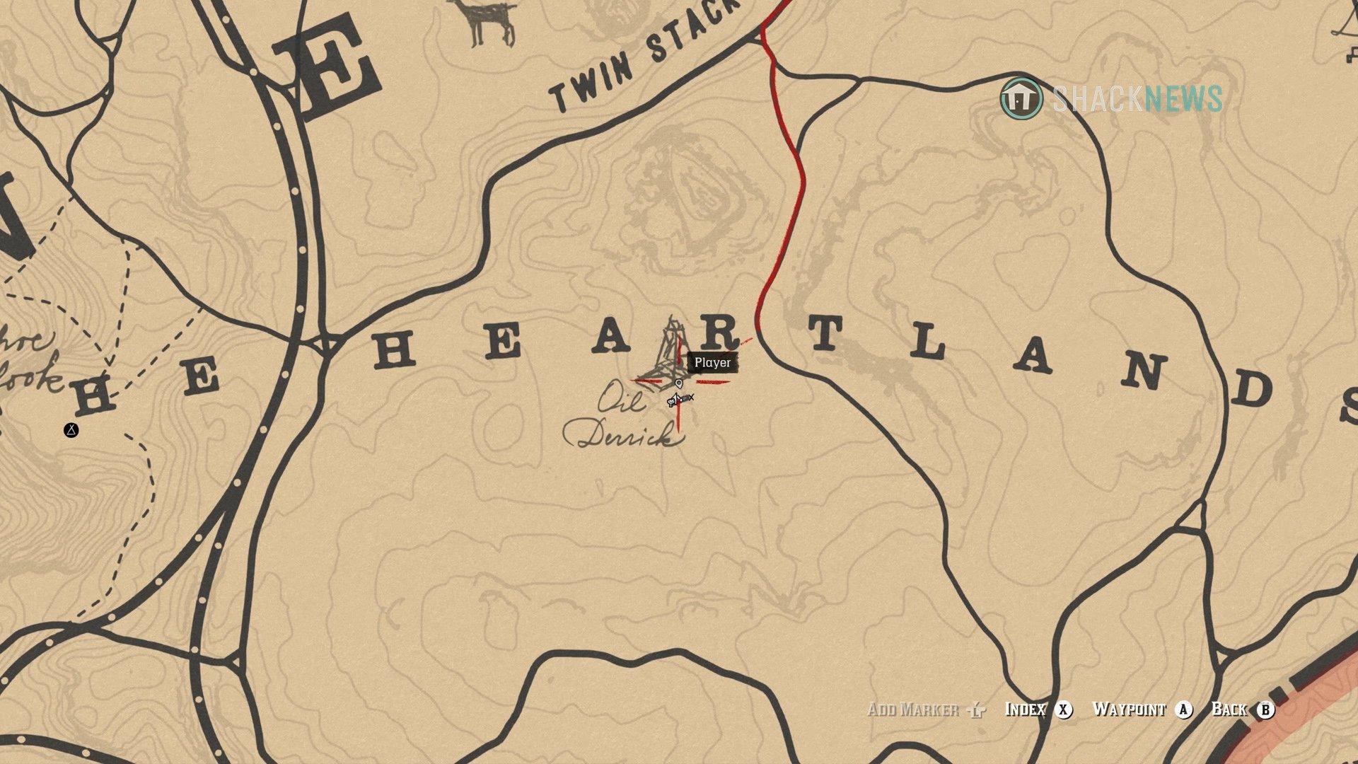 All Dinosaur Bone Locations In Red Dead Redemption 2 Shacknews