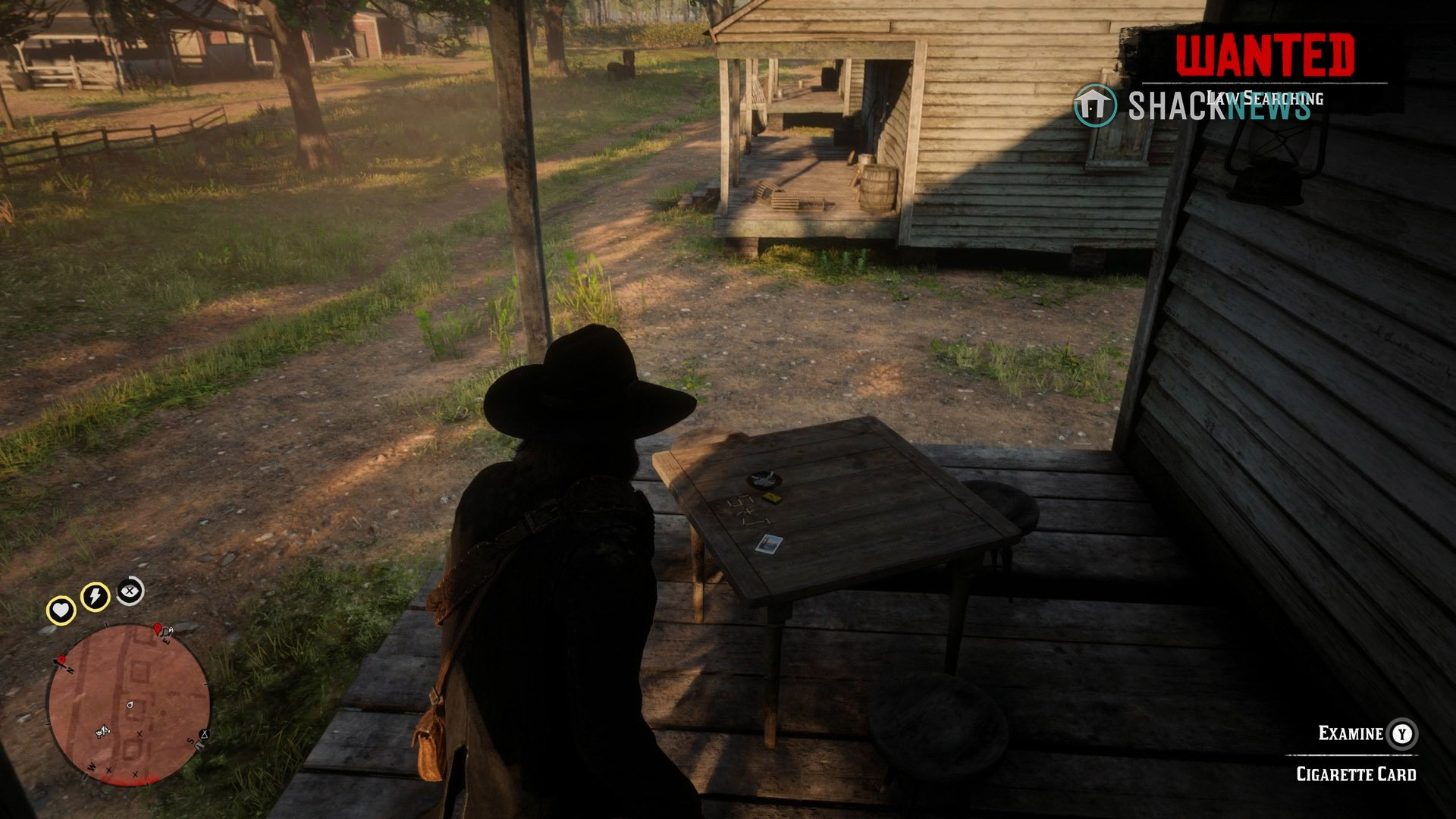All Vistas of America Cigarette Cards in Red Dead Redemption 2