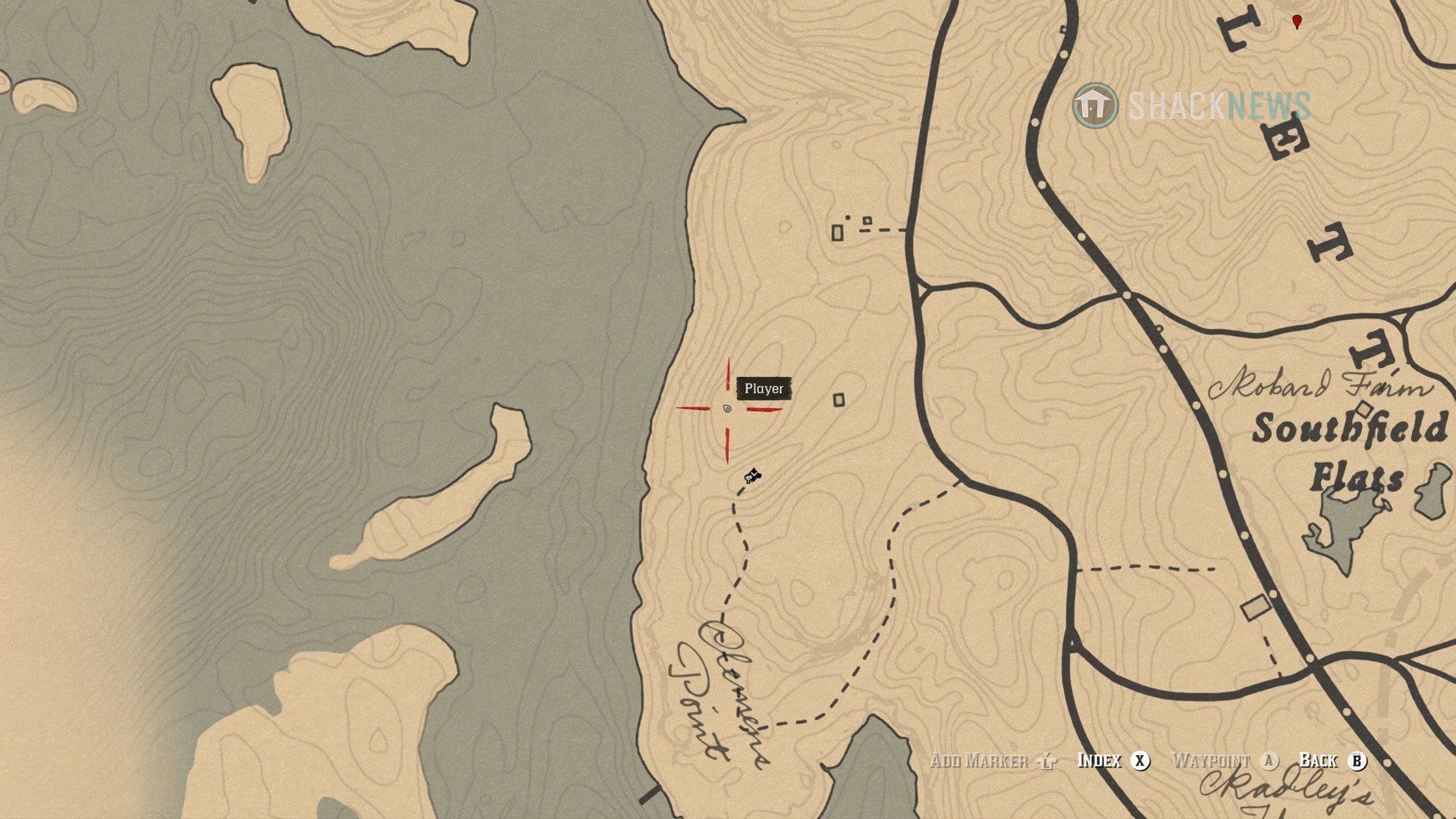 All grave locations in Red Dead Redemption 2 | Shacknews