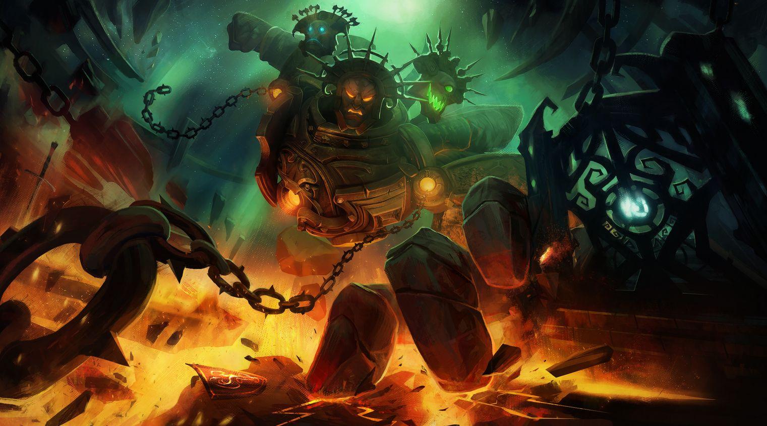 Wargaming announces Pagan Online, a dungeon-crawling RPG