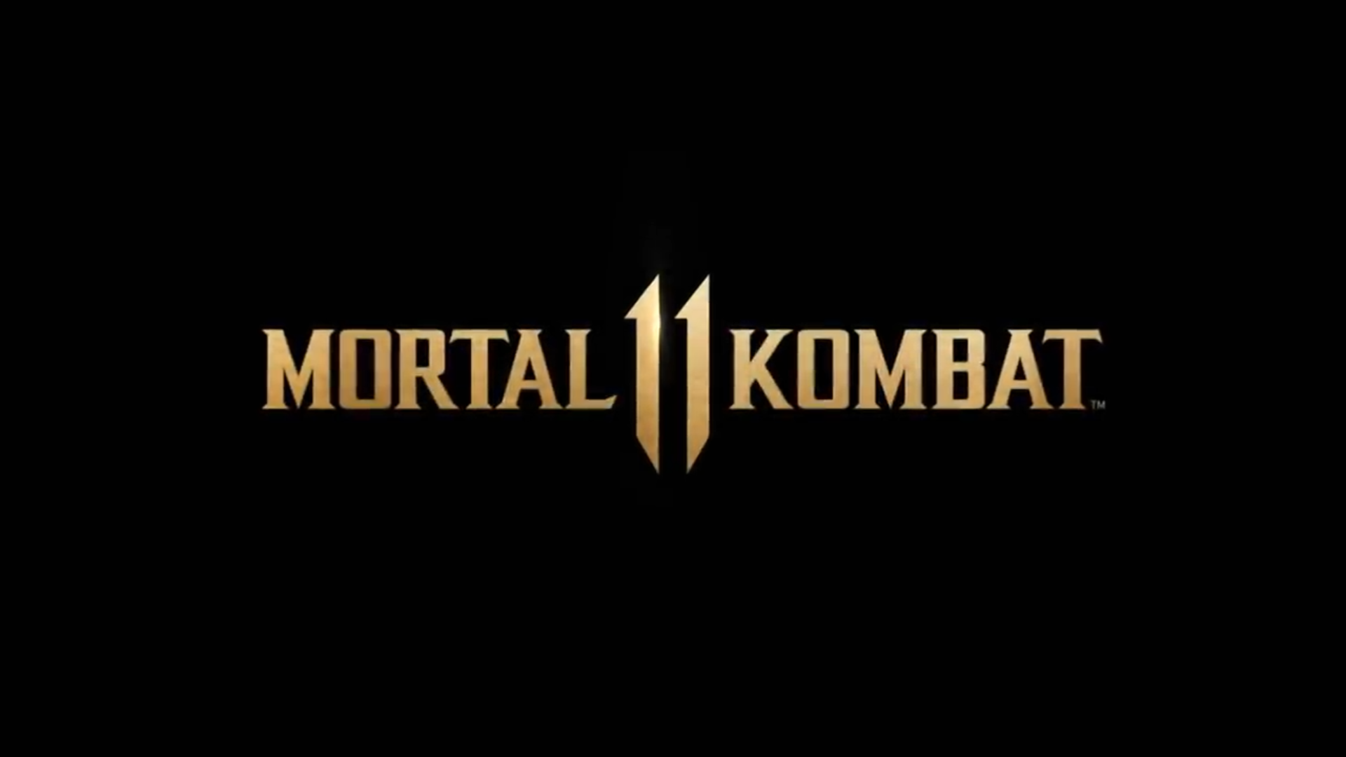 Mortal Kombat 11 Trailer Song