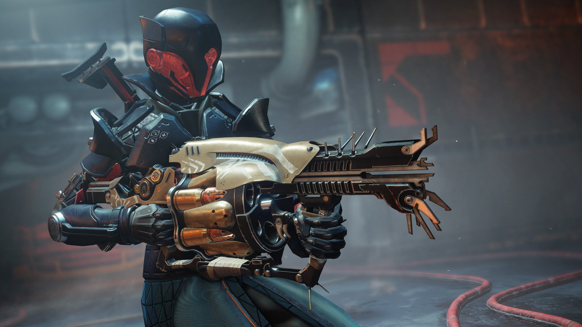 Destiny 2 kicked it up a notch with the Forsaken expansion this year.