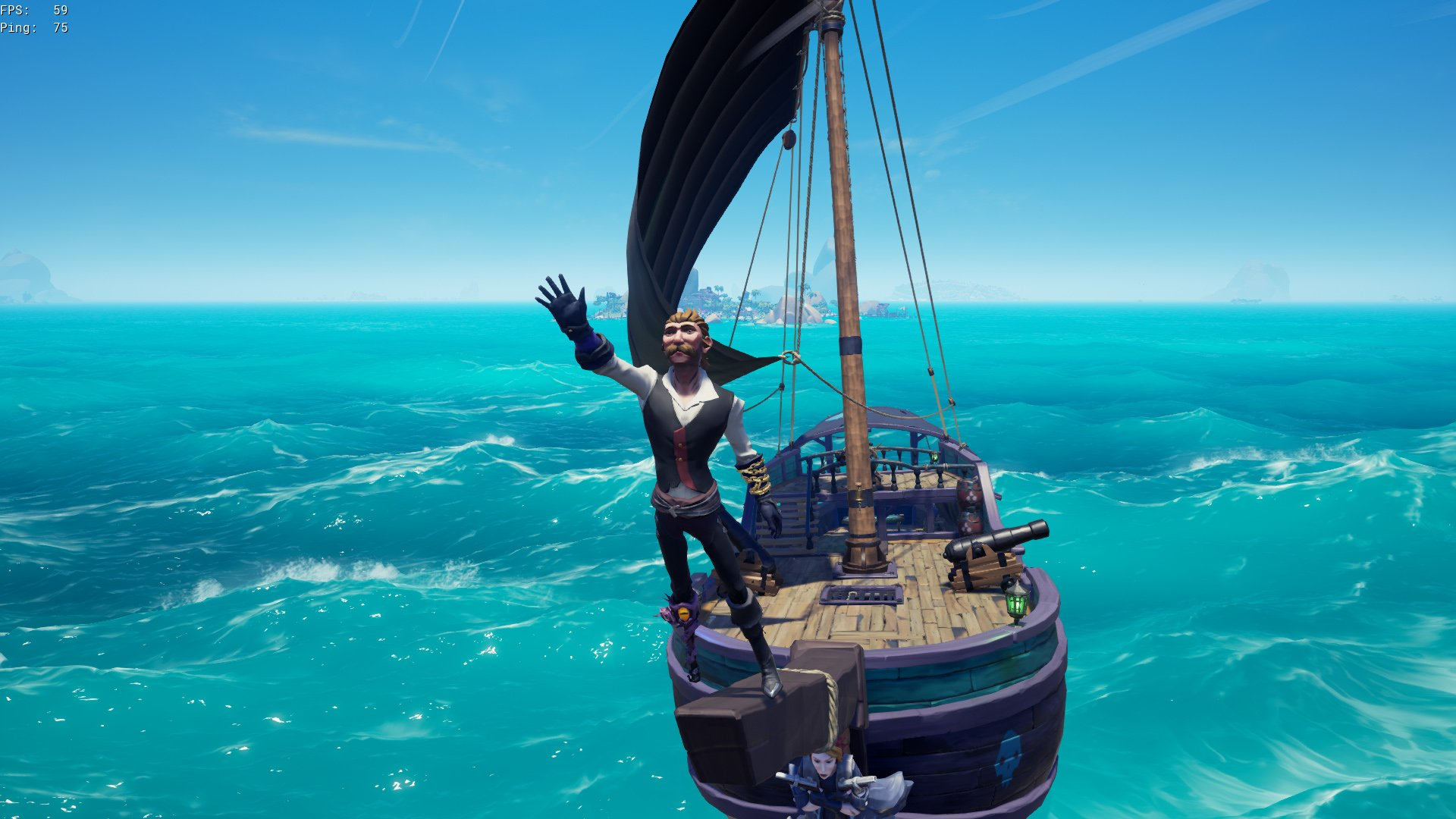 Best Art Style 2018 Sea of Thieves