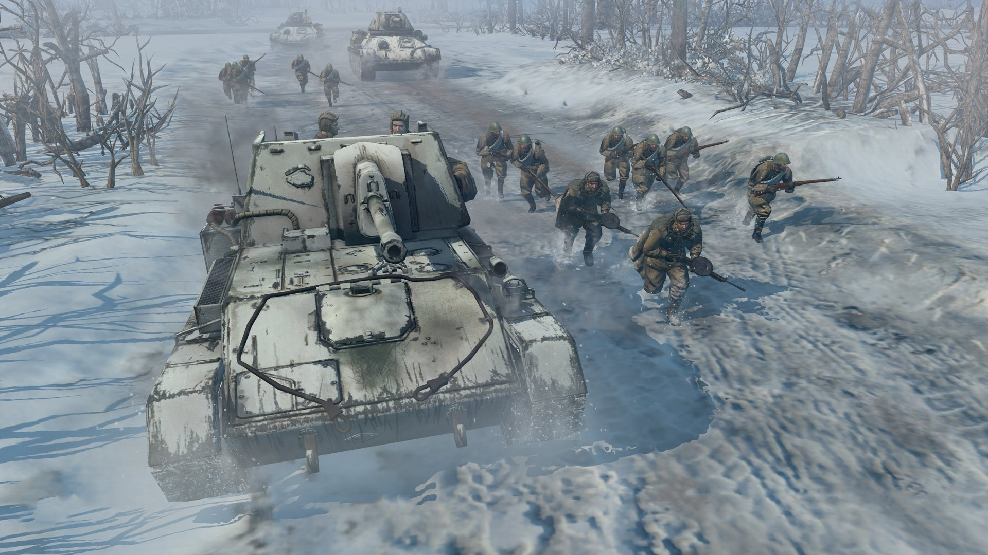 Company of Heroes 2 Steam Giveaway