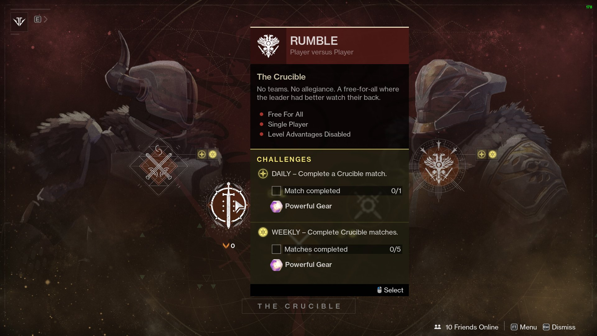 Destiny 2 Challenges Powerful Gear engrams