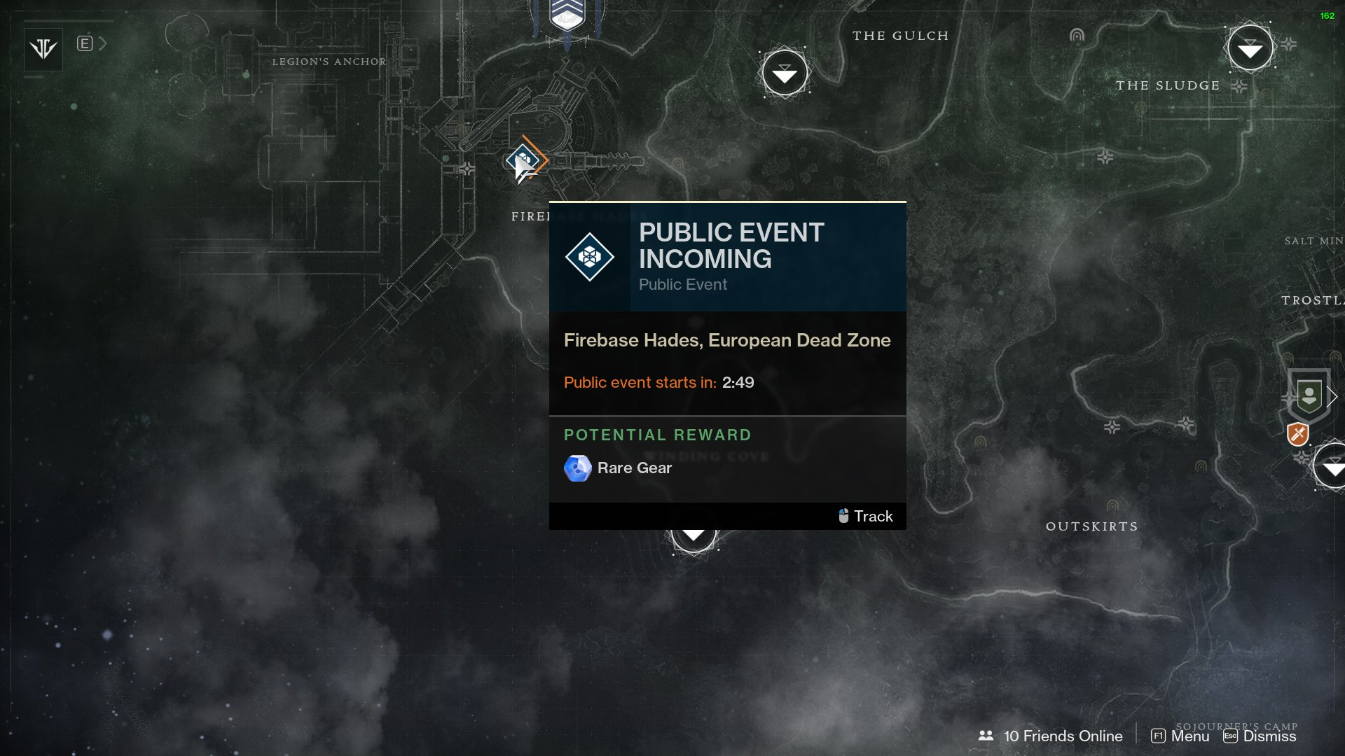 Destiny 2 level up fast Heroic Public Events