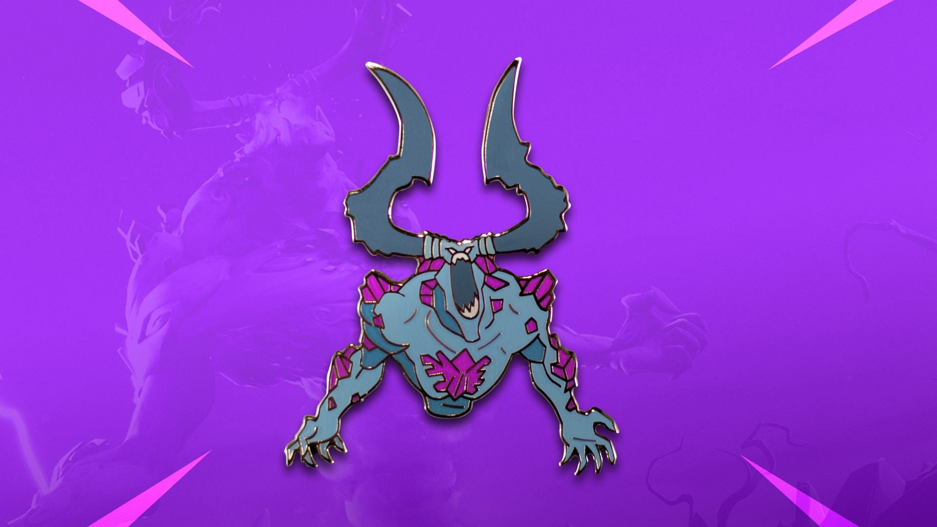 fortnite save the world narrative storm king boss fight pin enamel free