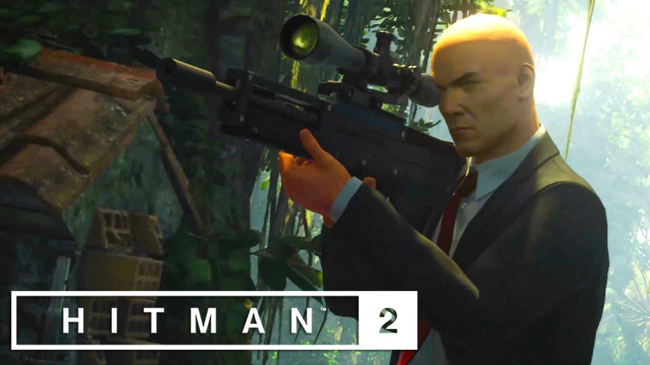 Hitman 2 has a mighty fine headshot.