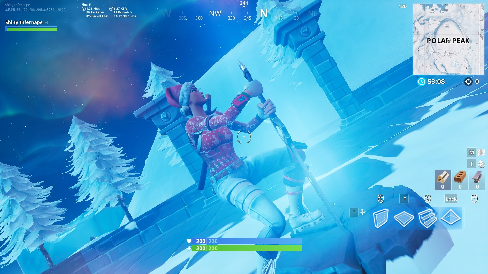 infinity blade fortnite nerf update version 7.10 patch notes