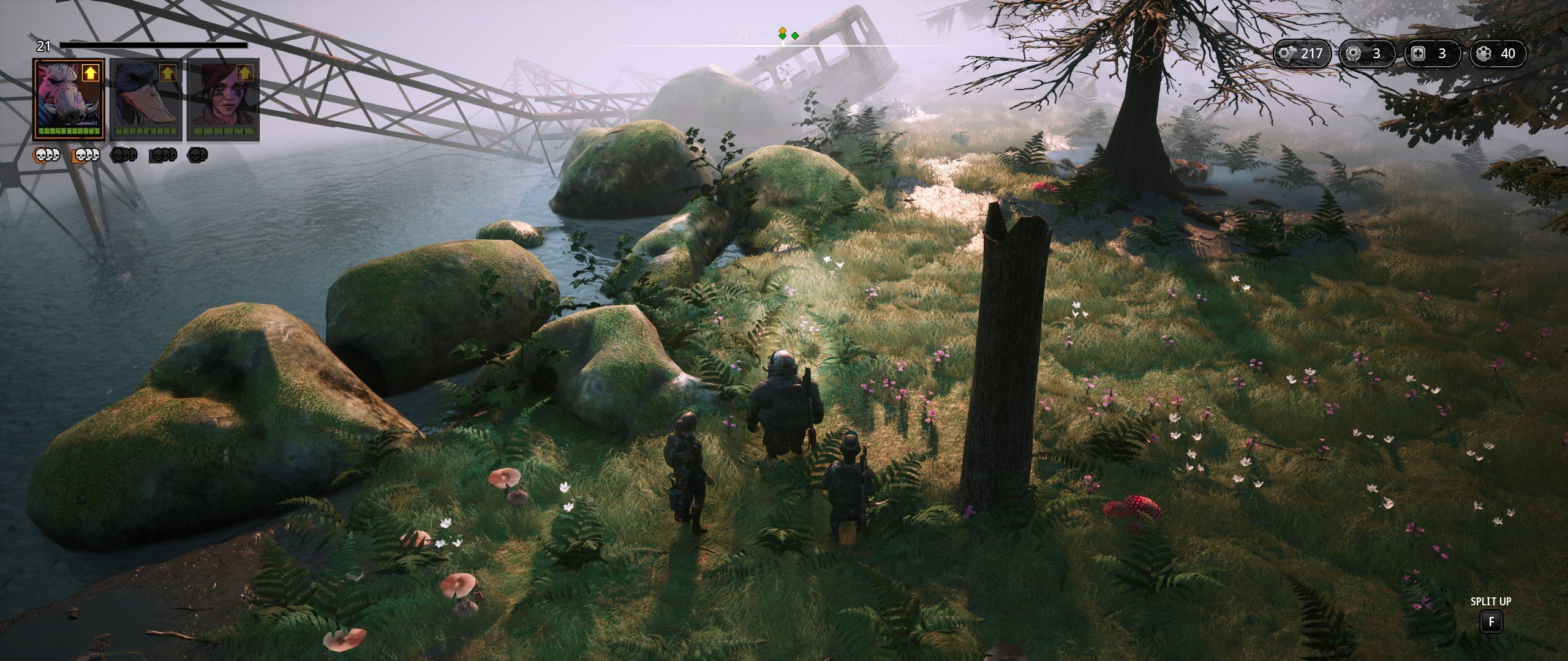 mutant year zero road to eden review shacknews graphics