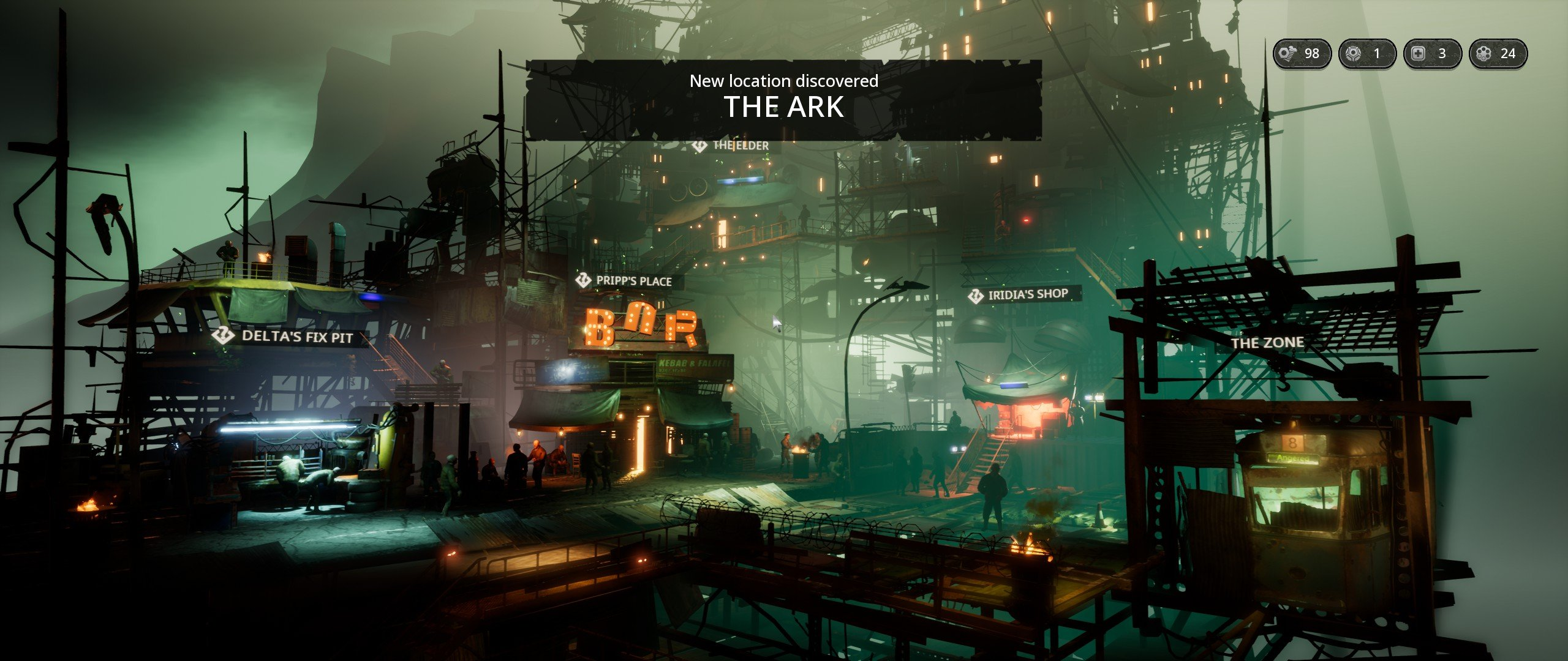 mutant year zero road to eden review shacknews the ark
