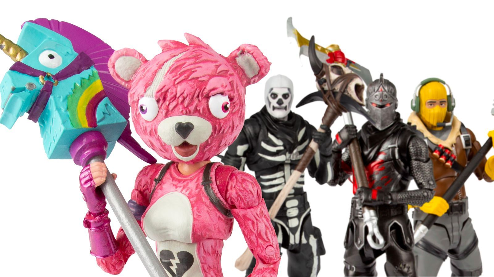 fortnite action figures picture
