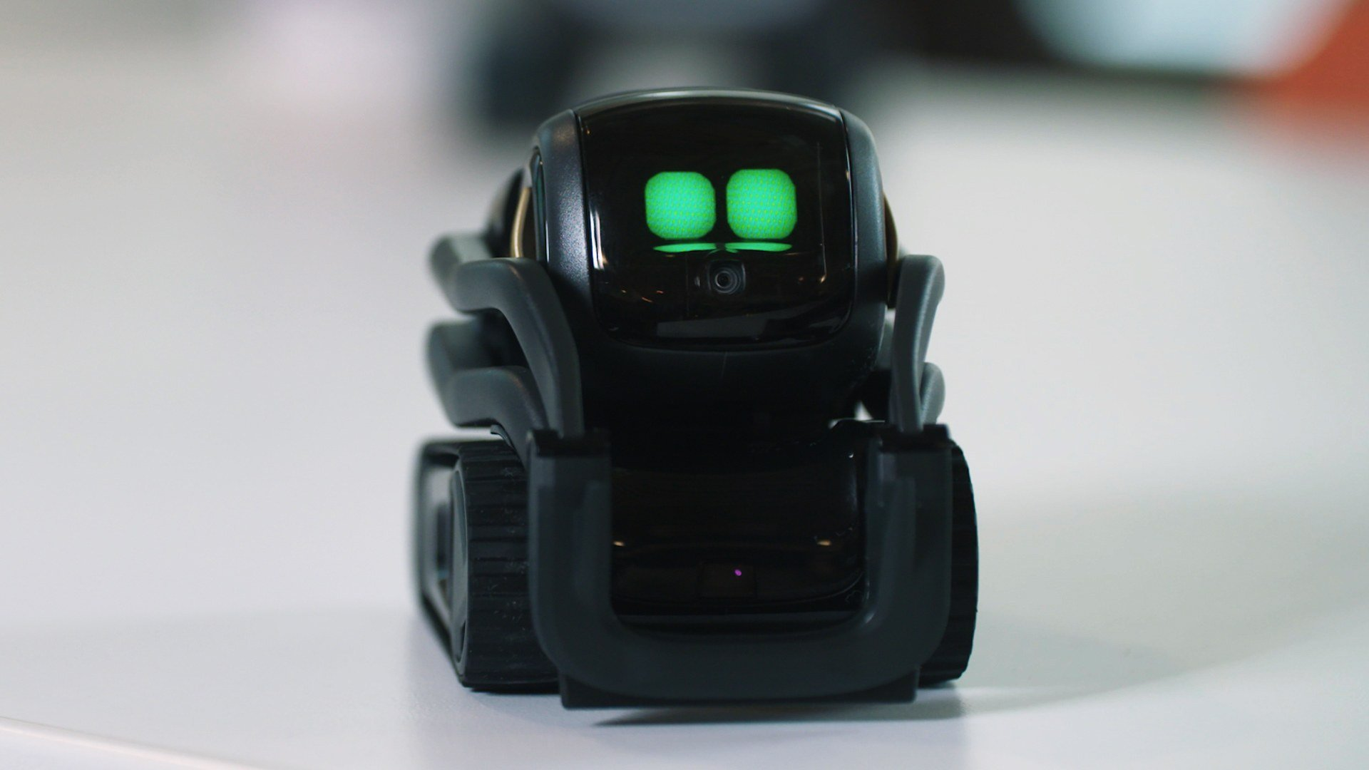 image of vector by anki robot