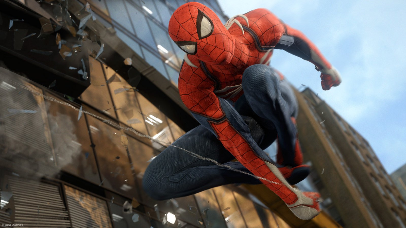 ps4 holiday gift guide 2018 marvel's spider-man