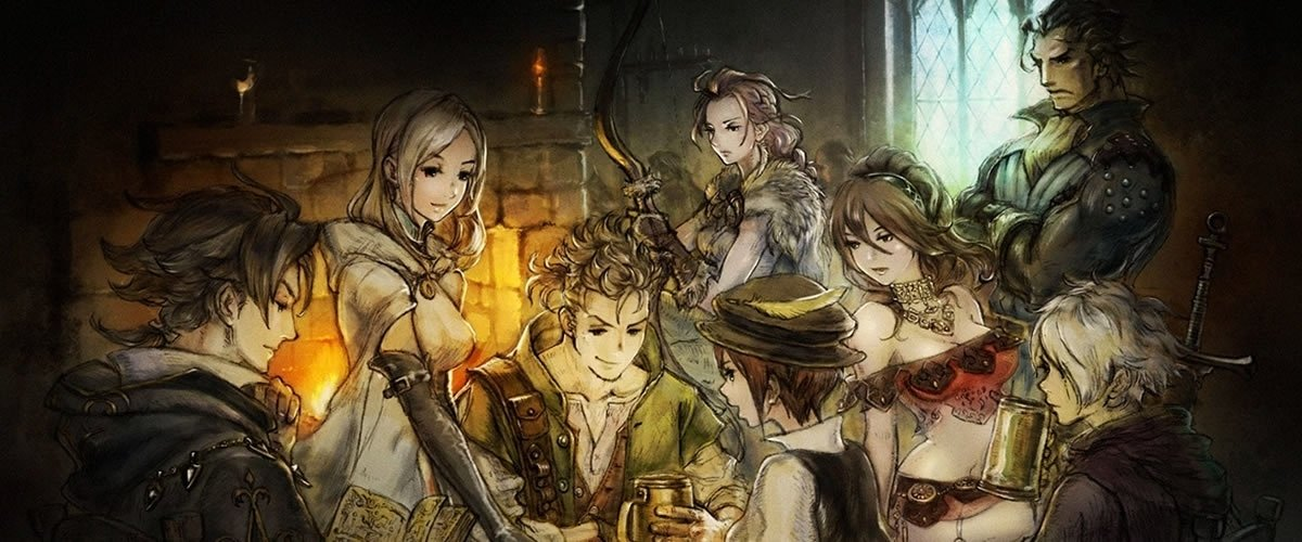 Octopath Traveler scratched the old-school JRPG itch for many Switch player this year.