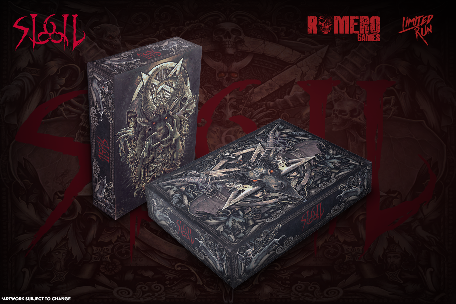 The Beast Box of SIGIL from Limited Run.