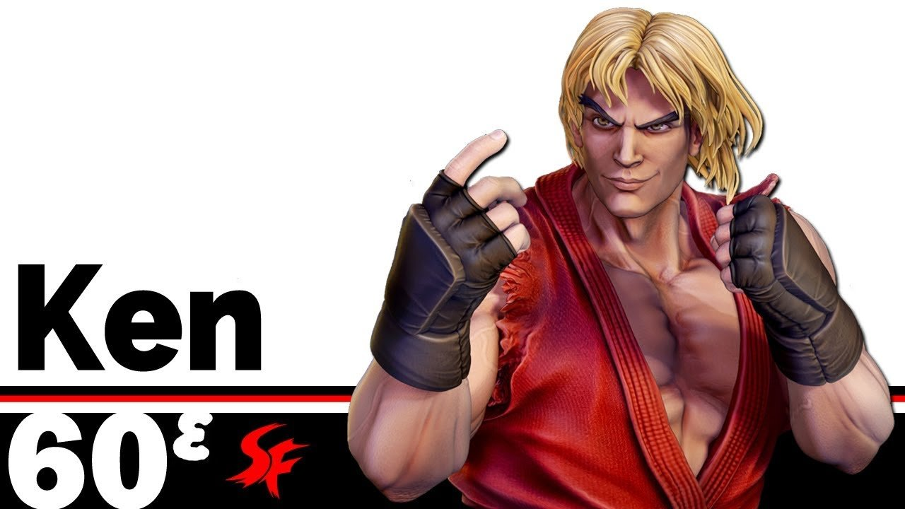 unlock ken in super smash bros ultimate