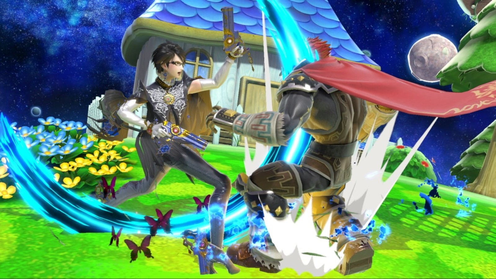 Super Smash Bros. Ultimate Character Profiles: Bayonetta