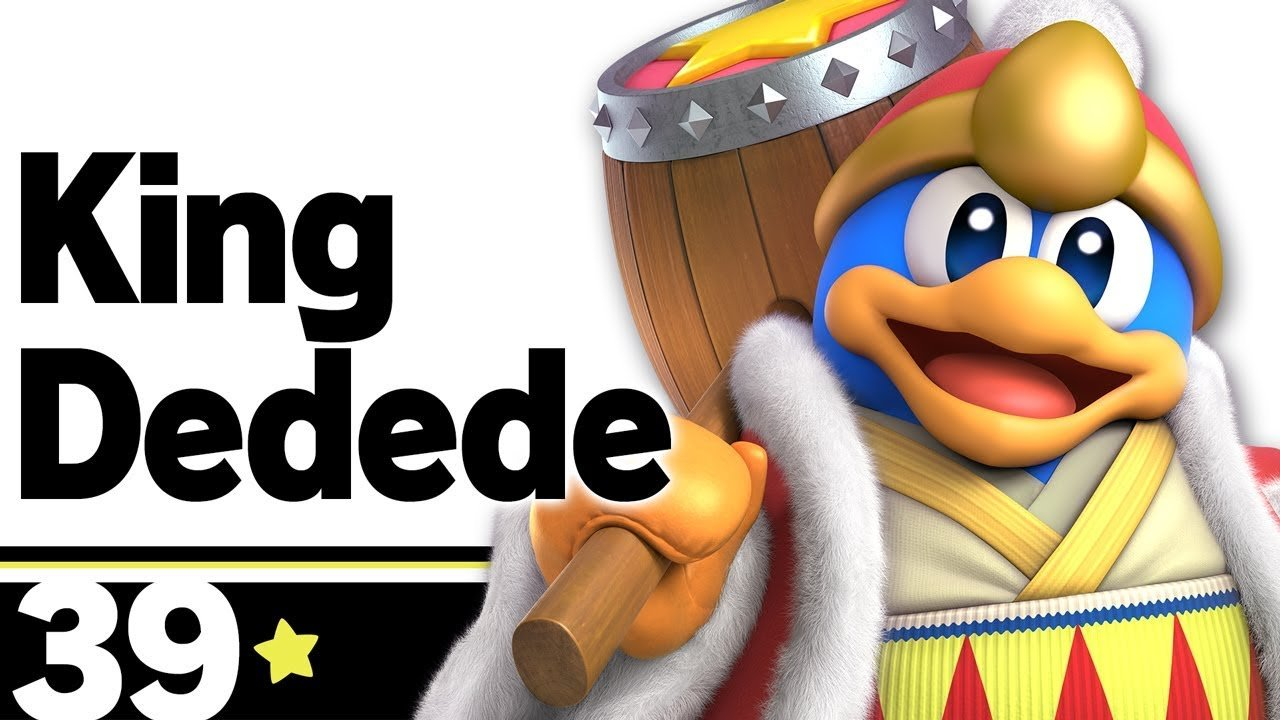 Super Smash Bros Ultimate Gourmet Race - unlock King Dedede