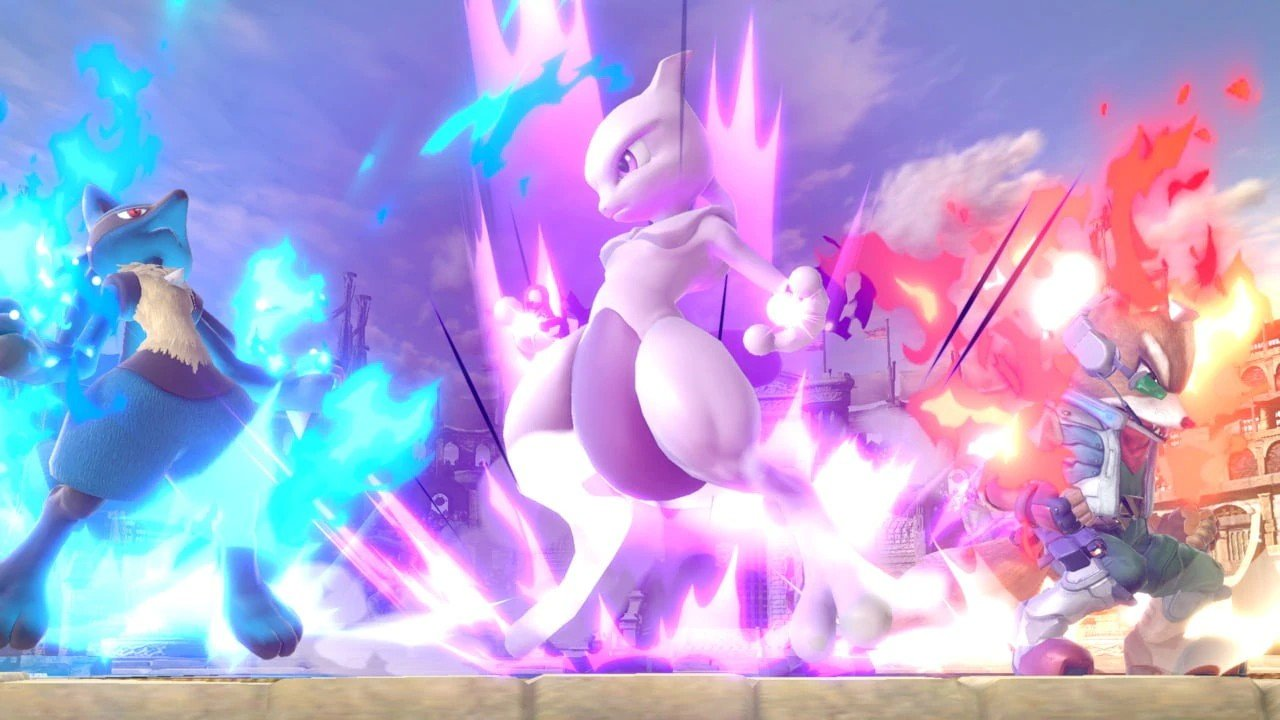 Super Smash Bros. Ultimate Character Profiles - Mewtwo