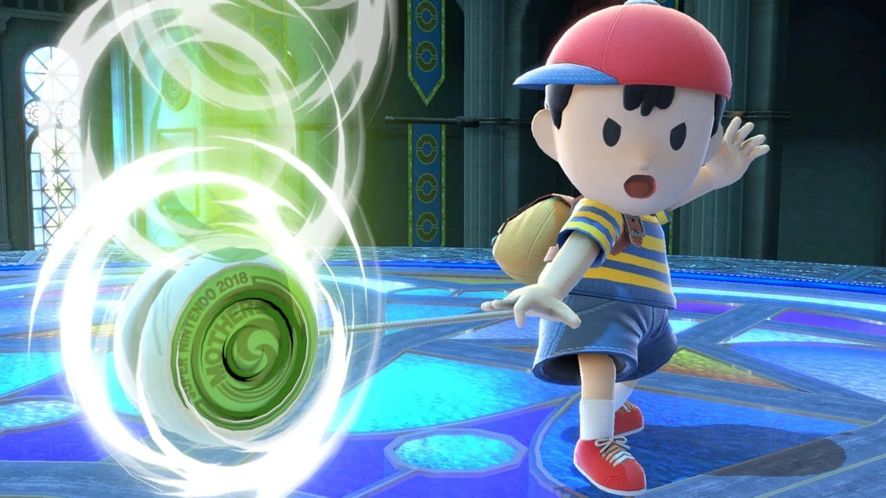 Super Smash Bros. Ultimate Character Profiles - Ness