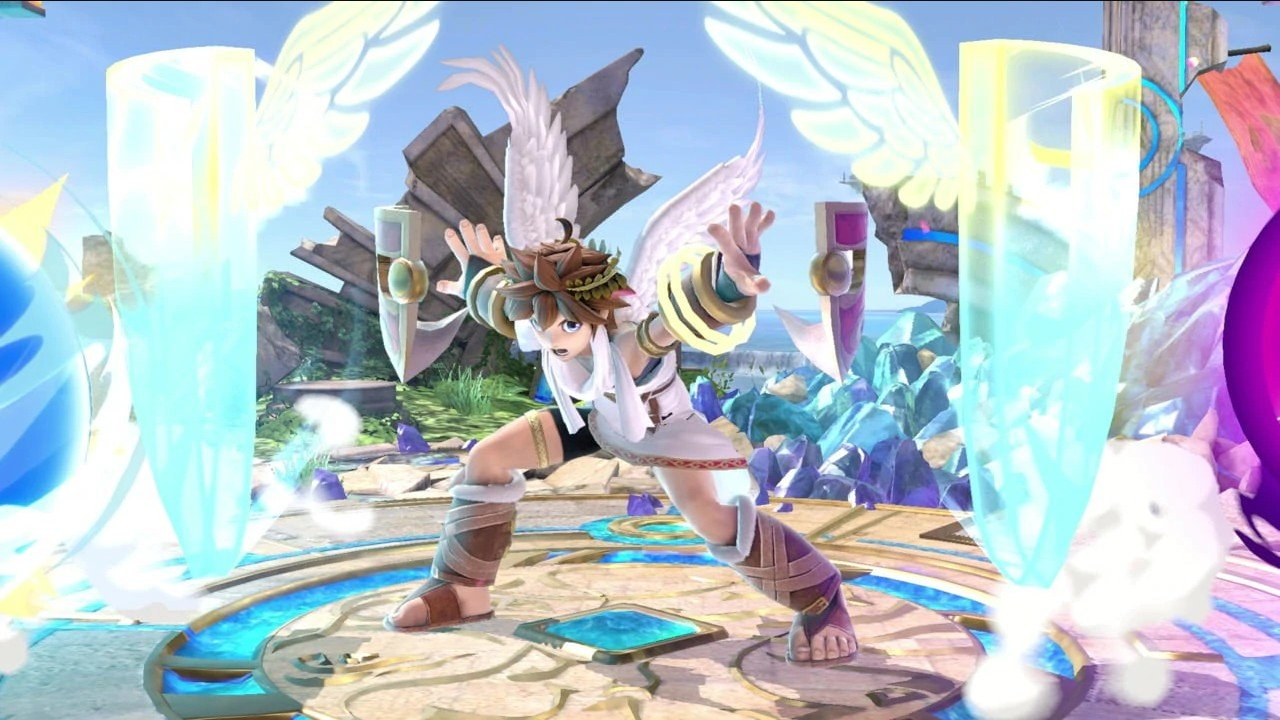 Super Smash Bros. Ultimate Character Profiles - Pit