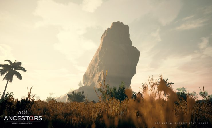 Ancestors The Humankind Odyssey Pre-Alpha Screenshot