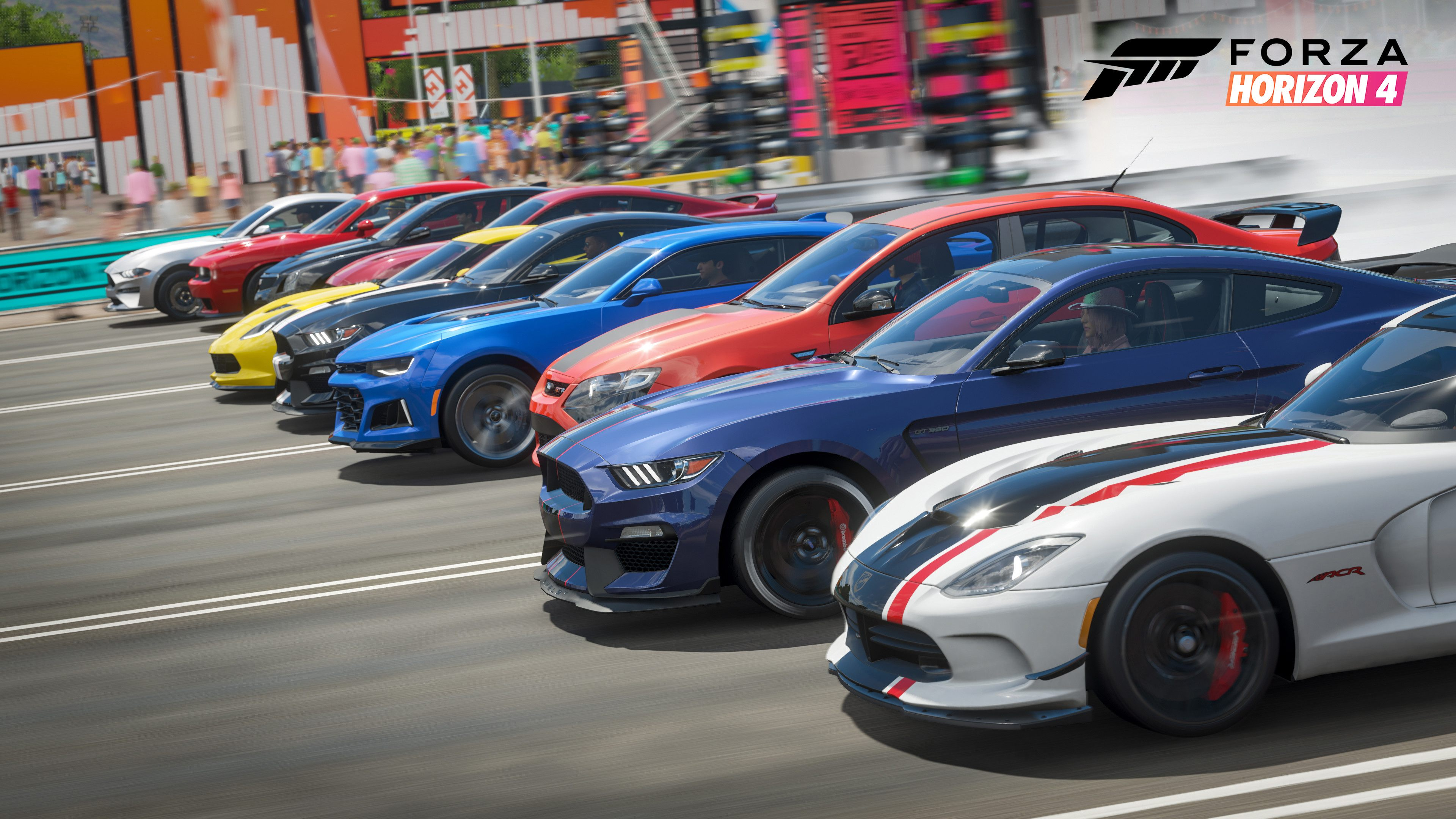 the game awards 2018 forza horizon 4 best sports racing game