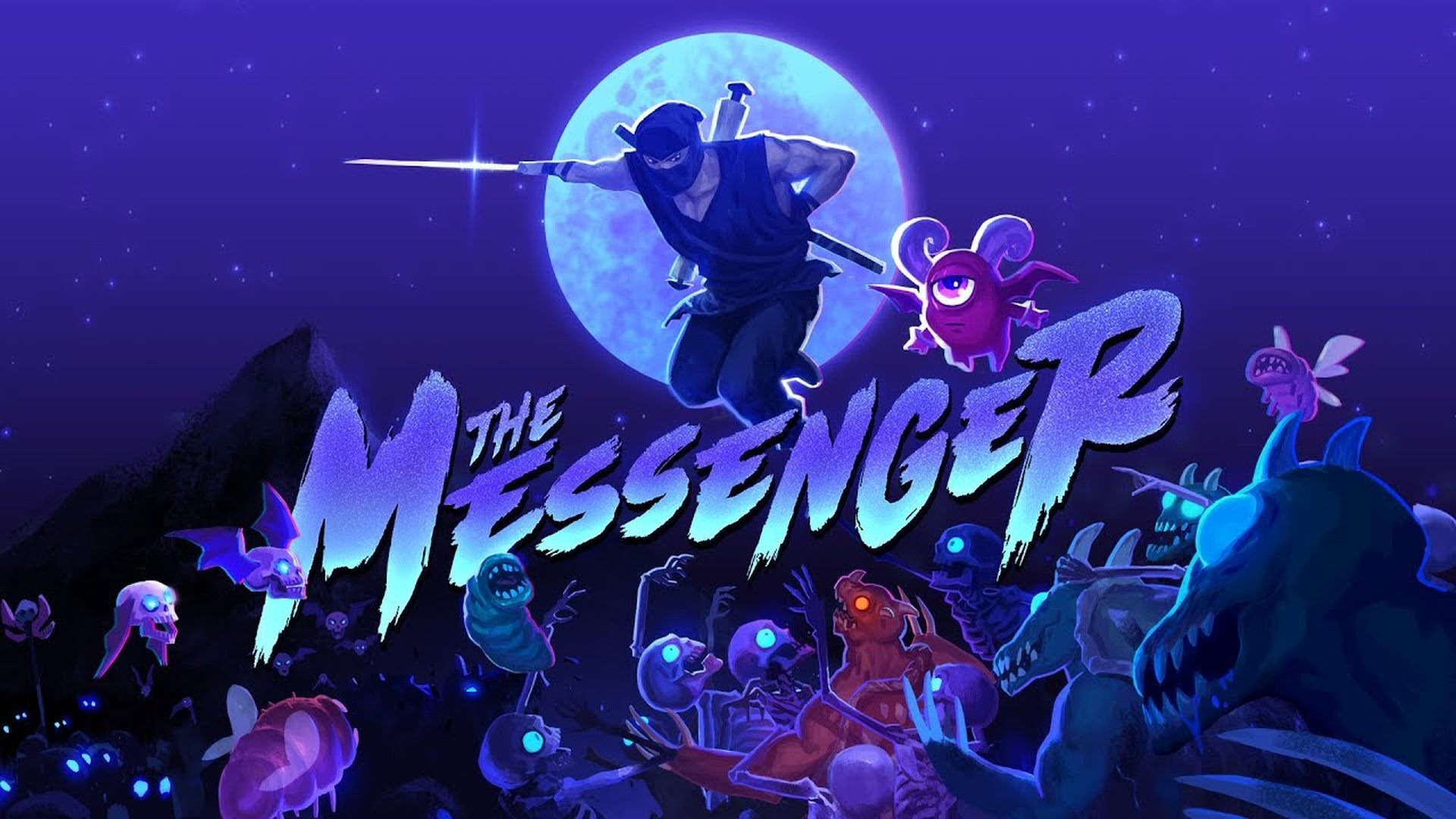 the game awards 2018 the messenger best debut indie game