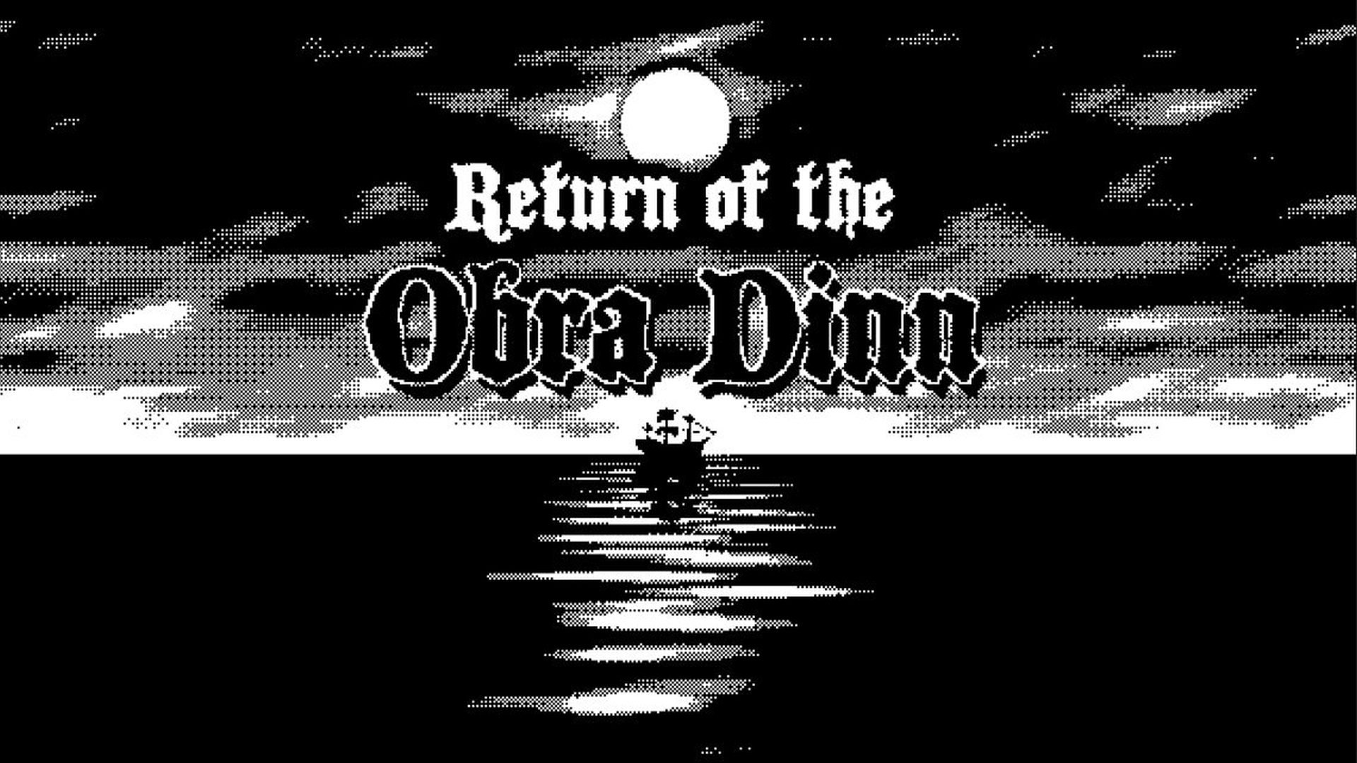 the game awards 2018 return of the obra dinn best art direction