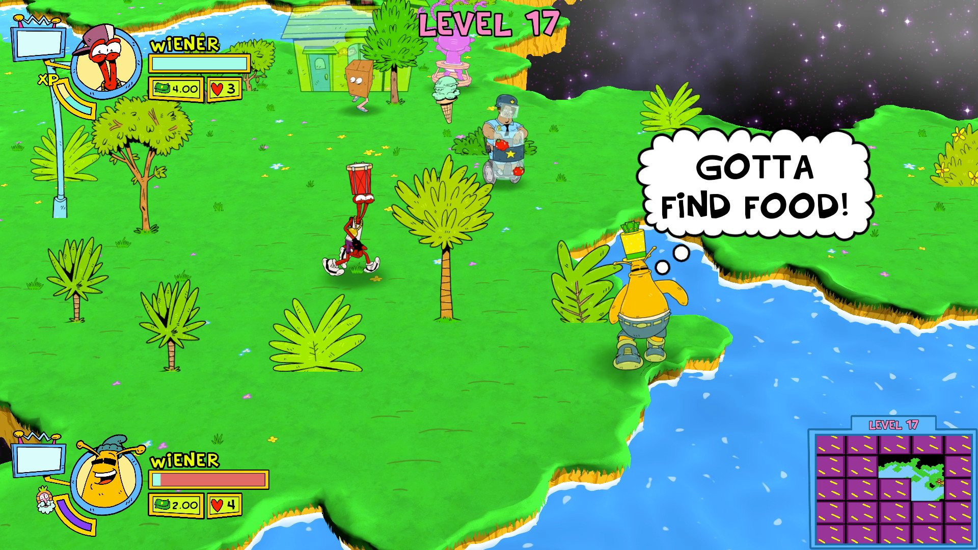 ToeJam & Earl: Back in the Groove! release date