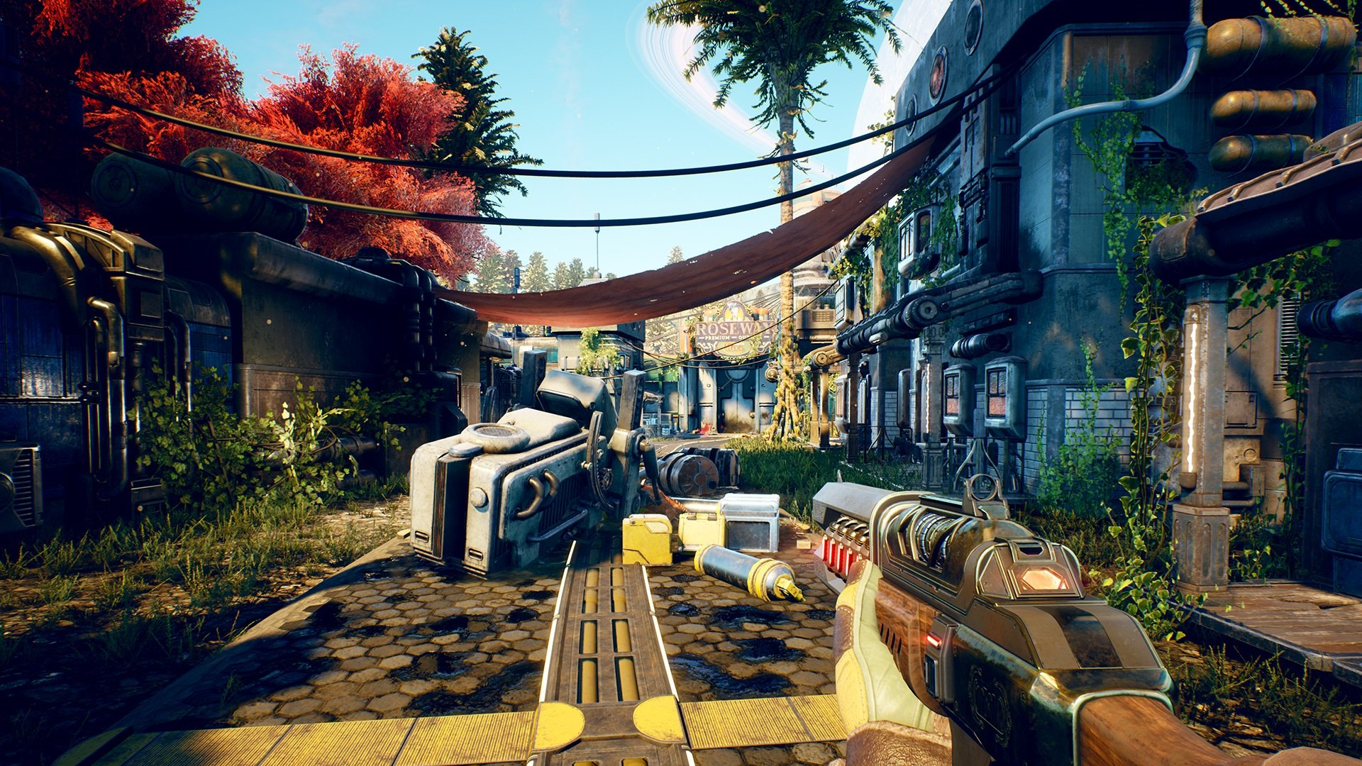 Outer Worlds Interview - Roseway