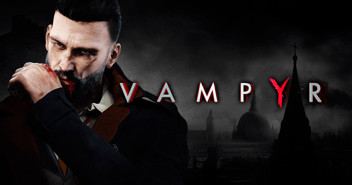Congratulations to Dontnod! Vampyr is the Shacknews Best Horror Game of 2018!