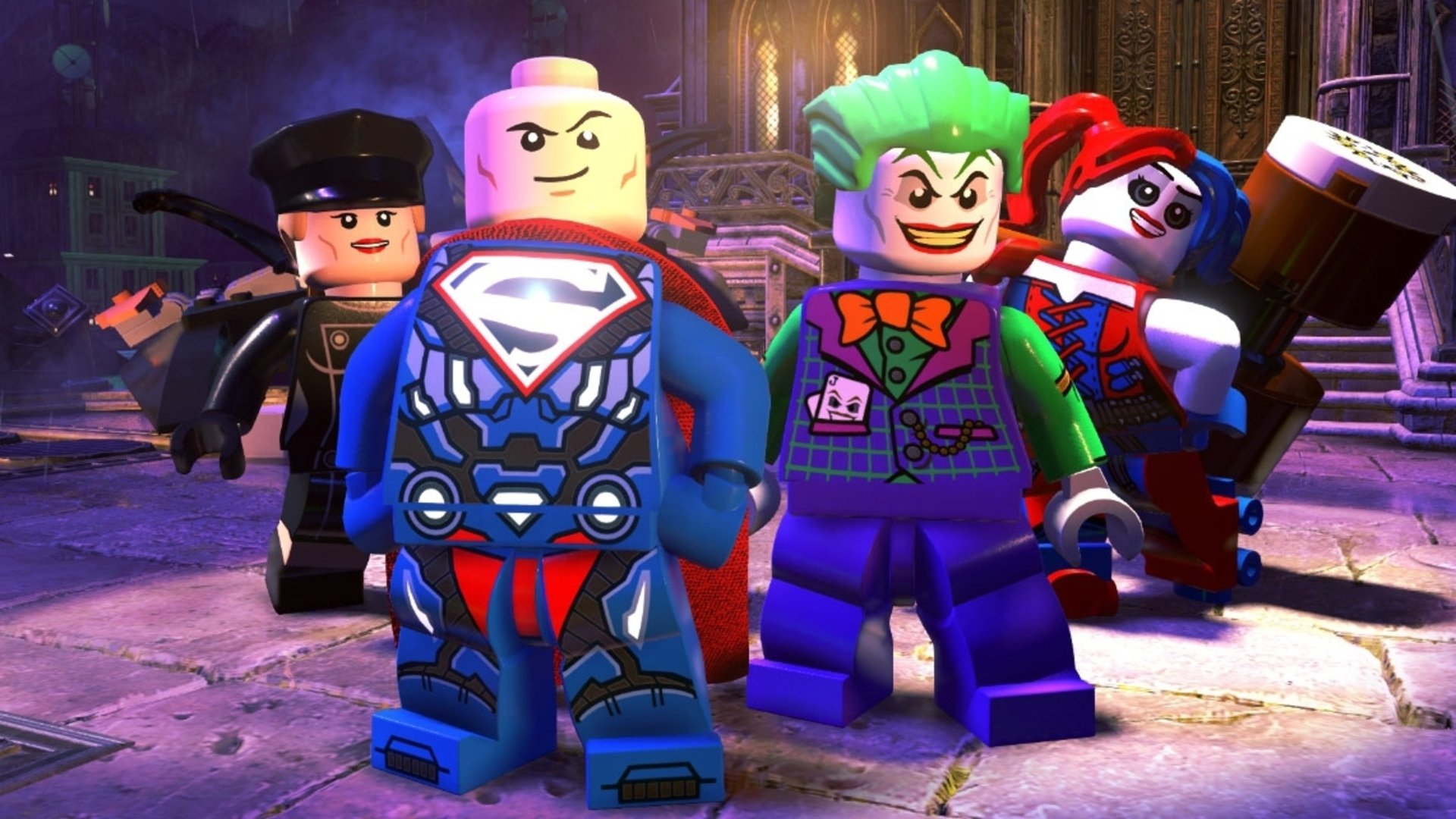 Lego DC Supervillains Character Screenshot
