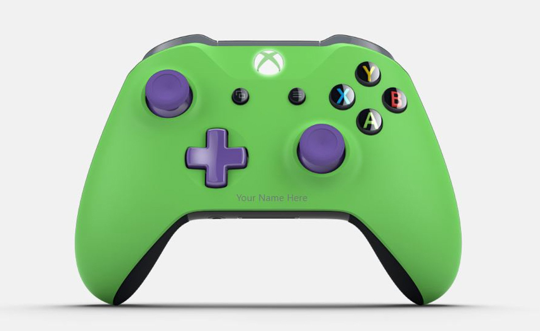 Xbox Design Lab custom Xbox One X controller
