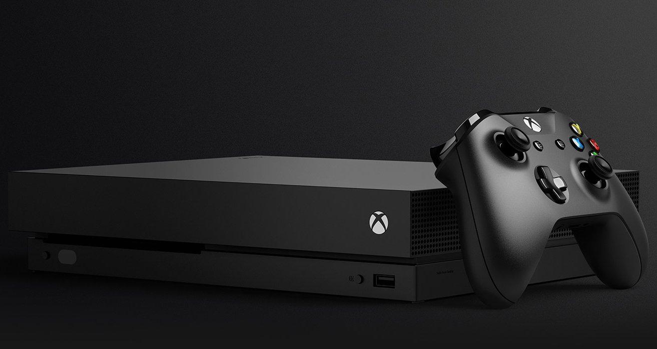 Xbox One X console 2018 holiday gift guide